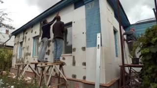 видео утепление фасадов домов цена
