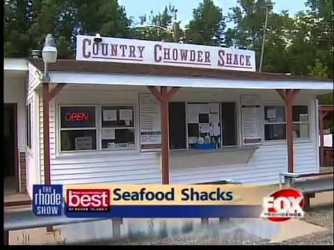 Best Seafood Shacks In RI
