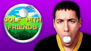 CRAZY MINI GOLF! | Golf With Friends (ft. H2O Delirious, Cartoonz, & Ohm)