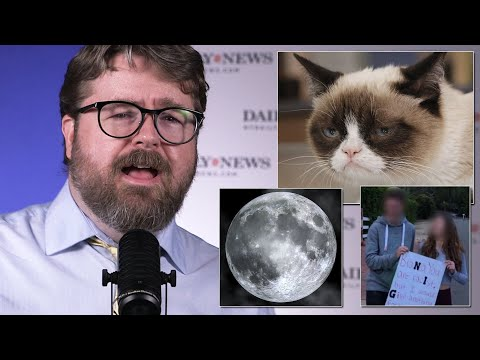 Racist promposals, NASA going back to moon, Grumpy Cat : Daily News Weekly