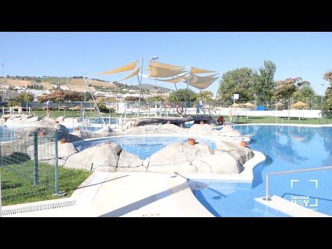 VÍDEO: Las piscinas municipales de Lucena abrirán sus puertas en día 1 de julio con un aforo de 426 personas