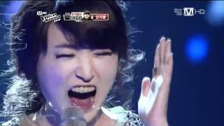 보이스코리아 시즌1 - 하예나 (휘성-안되나요) 보이스…