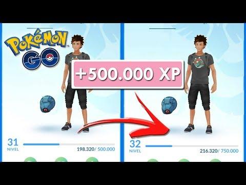 ¡¡TRUCO +500000 PUNTOS de EXPERIENCIA en 30 MINUTOS en Pokémon GO!! WOOTBOX AGOSTO [Keibron]