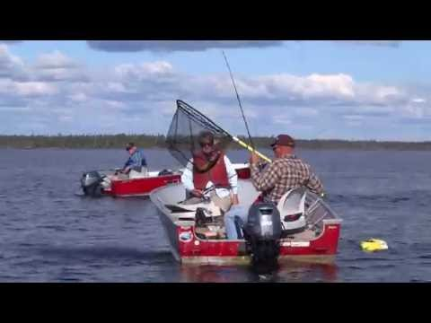 Smoothrock Camp 2016 Canada Fishing Trip