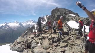 80 Km du Mont-Blanc juin 2015