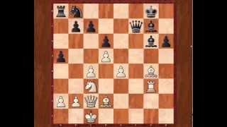Обучение шахматам. Анализ партии Крамник - Накамура, 2014. Староиндийская защита