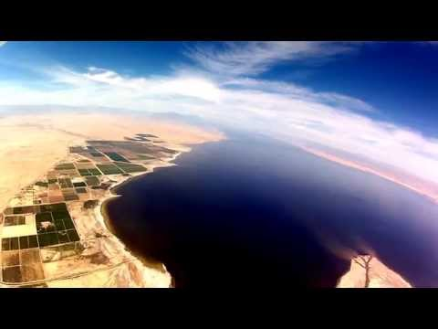 Calexico California Airport CXL to Pacoima Airport WHP VFR