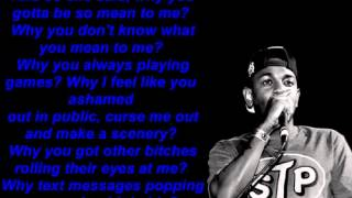 Kendrick Lamar - Opposites Attract (Lyrics)