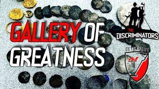 GALLERY OF GREATNESS EP3. METAL DETECTING
