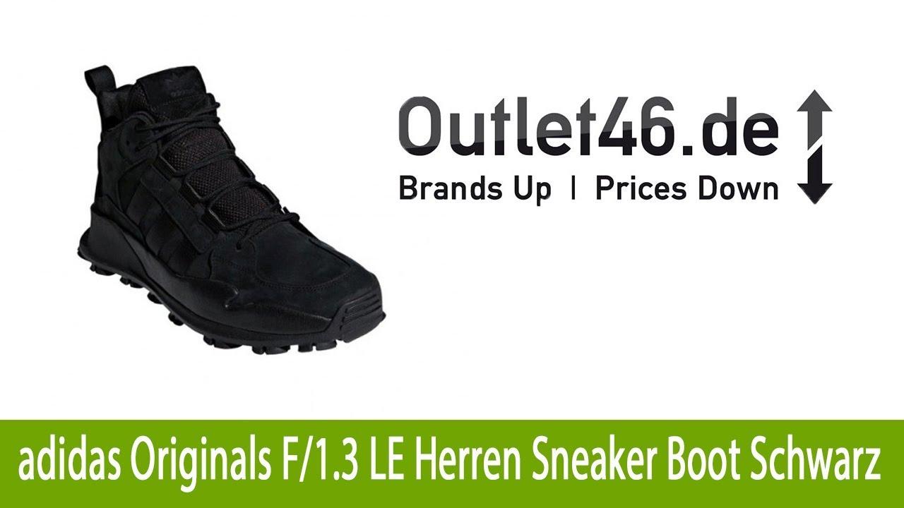 Herren Schwarz Originals 3 Adidas Le Günstig Online Sneaker Warmer Kaufen F1 Boot RL54q3Aj