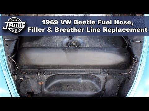 vw fuel breather hose line 12mm