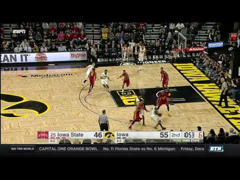 Iowa State at Iowa - Men