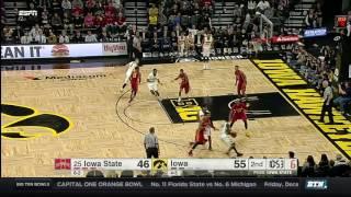 Iowa State at Iowa - Men