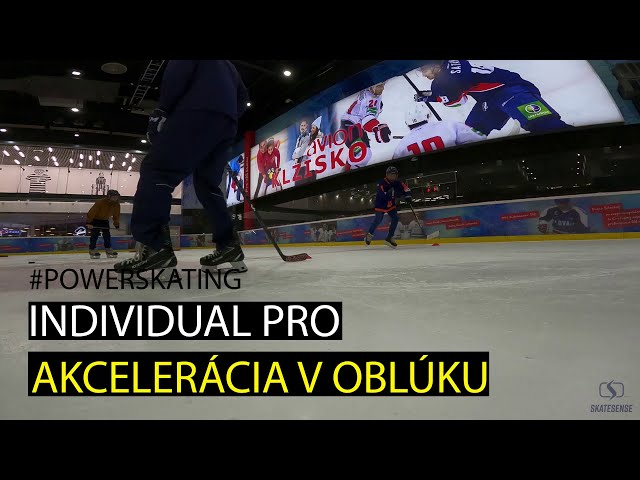 Hockey | Power skating acceleration practise 🏒 ⚡