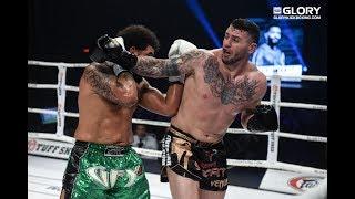 GLORY 61: Chris Camozzi vs. Myron Dennis - Full Fight