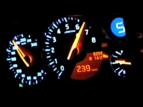 NISSAN R35 GTR Top Speed.