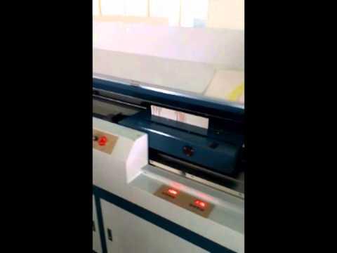 PUR Spray adhesive wireless glue binding machine