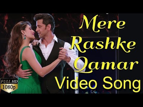 Mere Rashke Qamar (New Version Video) | Hrithik Roshan And Jacqueline Fernandez Dance | HD