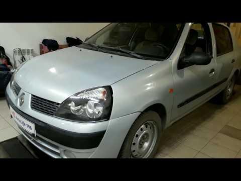 Renault Symbol  Периодически не заводится.