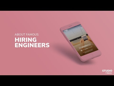 About Famous: Hiring Engineers