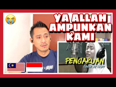 "[REACTION IKHLAS] LESTI ""PENGAKUAN"" (SULIS) I MALAYSIAN REACT"