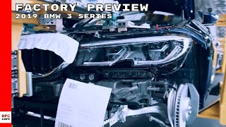 2019 BMW 3 Series Factory Preview