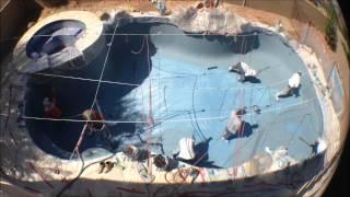 Pool Finish - Pebble Radiance
