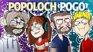 POPOLOCH POGO Update 💀 HWSQ #038 ★ Ben & Ed: Blood Party