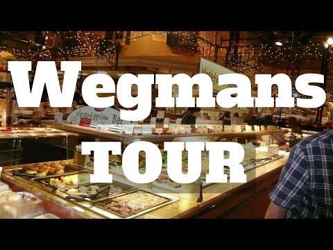 WEGMANS SUPERMARKET TOUR