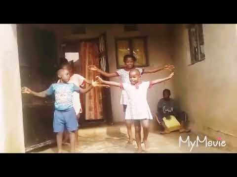 Creative kids from Uganda(2)