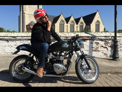 Upgraded Triumph Thruxton 900 Review