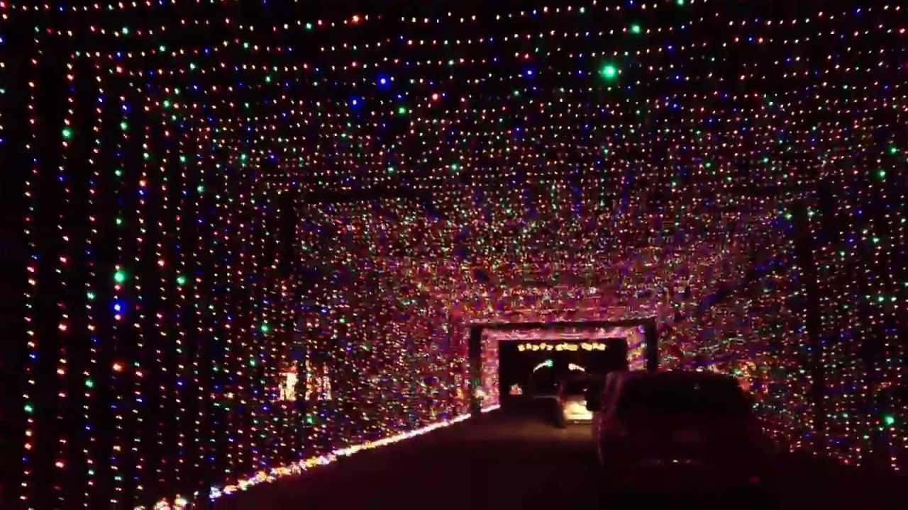 Christmas Lights In Grand Prairie