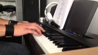 Xavier naidoo - bei meiner Seele cover by Tobias Kronner