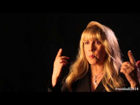 Stevie Nicks at 2014 Rock Hall Inductions