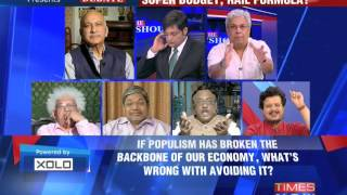 The Newshour Debate: Bye bye populism - Part 1 (8th July 2014)