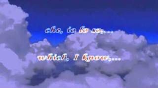 Time To Say Goodbye Con Te Partiro   karaoke instrumental by Andrea Bocelli and Sarah Brightman