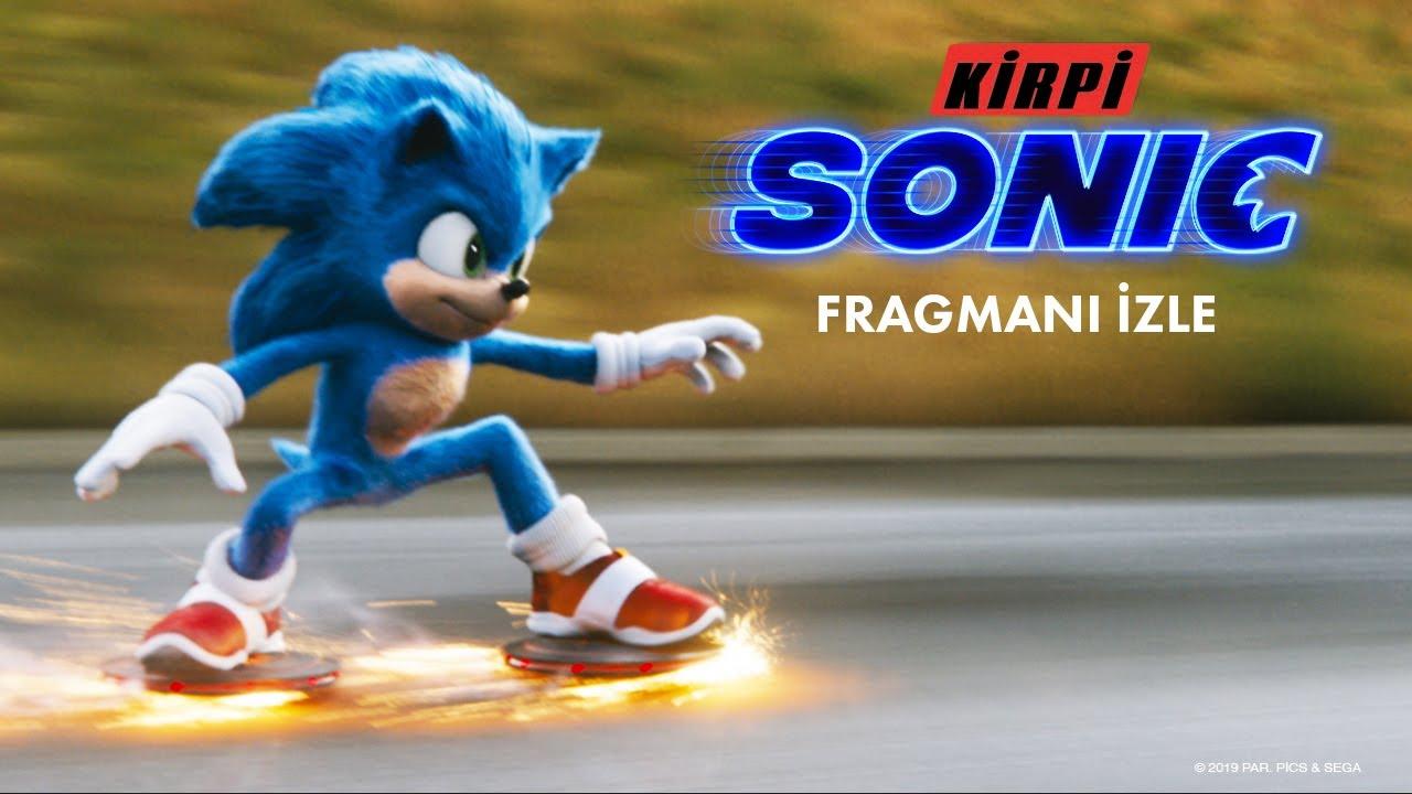Kirpi Sonic Turkce Altyazili Ikinci Fragman Youtube