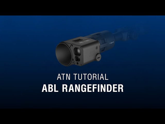 Auxiliary Ballistic Laser Rangefinder - ATN How To Guide