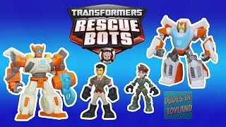 Playskool Heroes Transformers Rescue Bots Blades the Copter-bot figure toys videos for boys