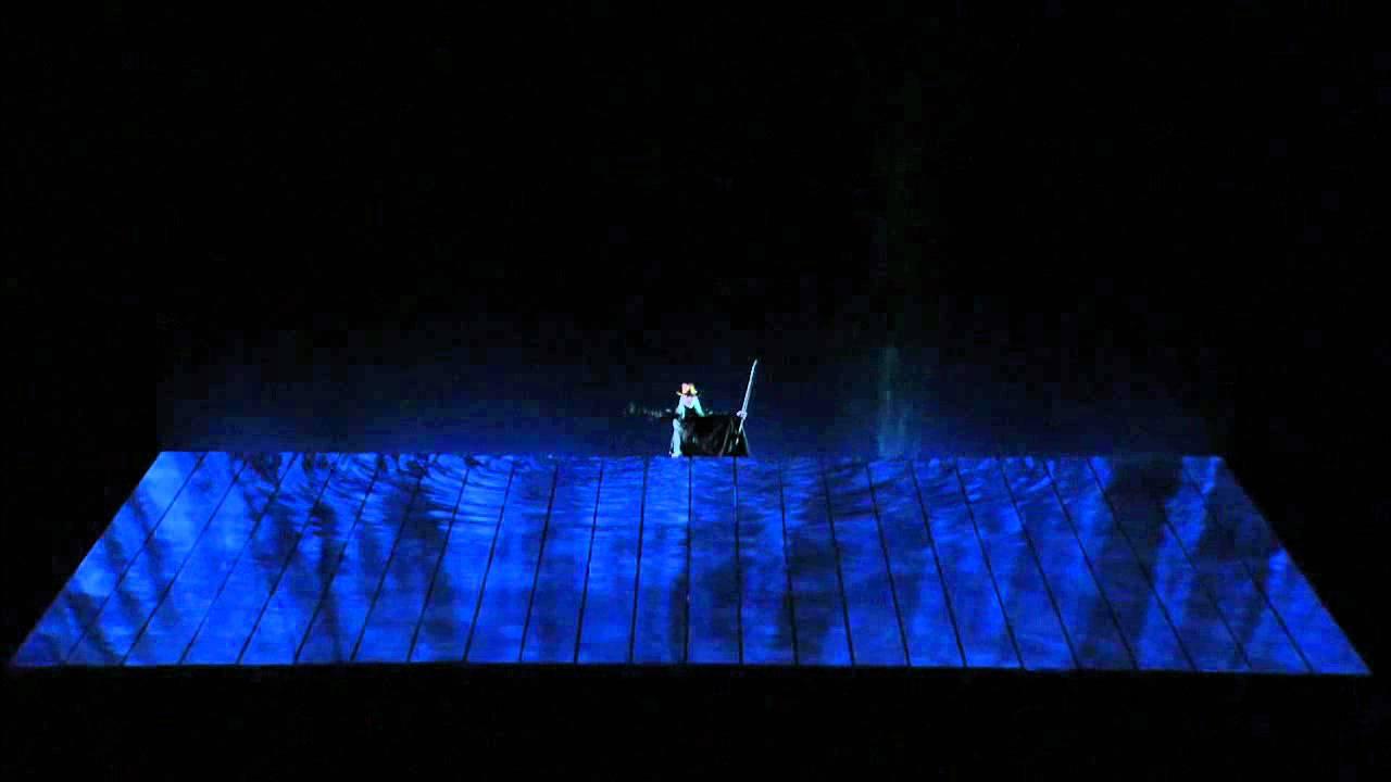Siegfried: Wanderer's Entrance (Met Opera)