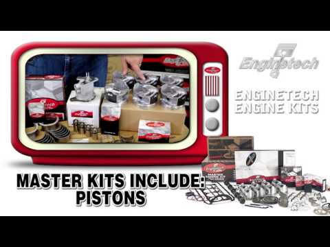 Engine Kits from Enginetech