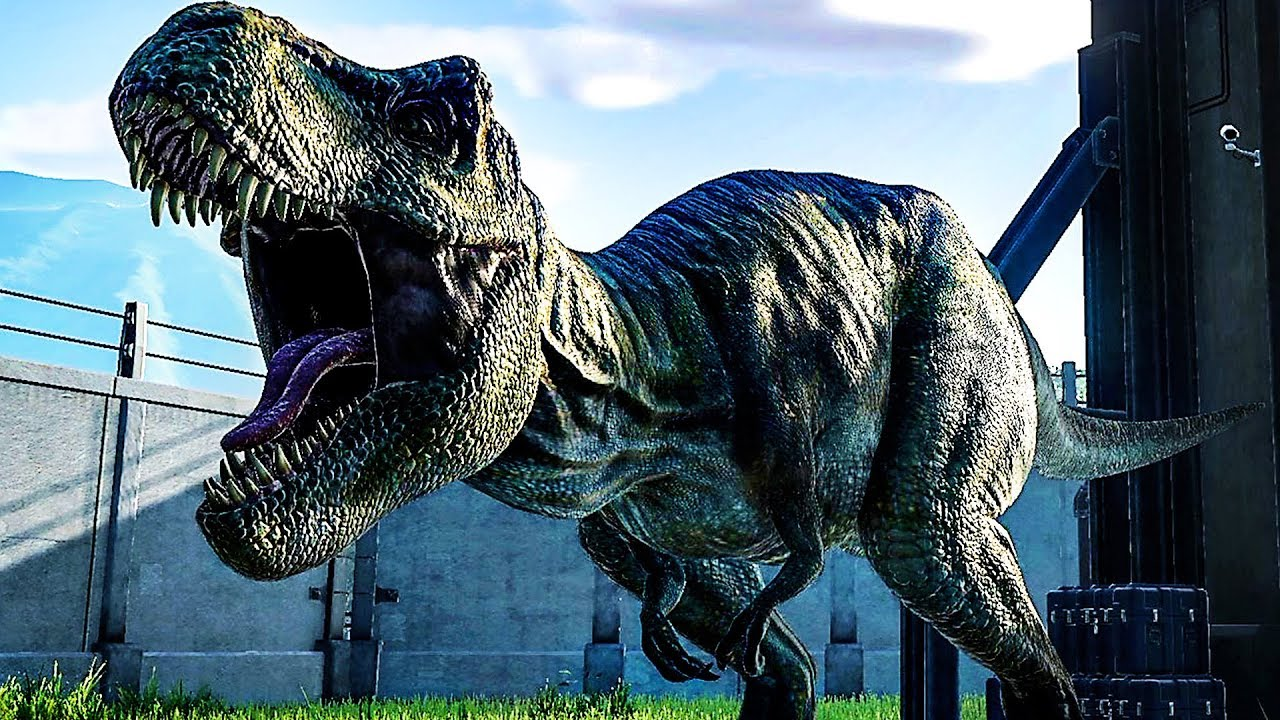 Jurassic world evolution all species trailer 2018 - Dinosaur volant ...