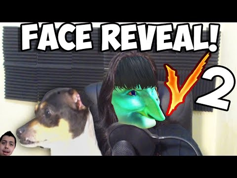 Prod Face Reveal #2...I Guess - 7 YEARS ON YOUTUBE!