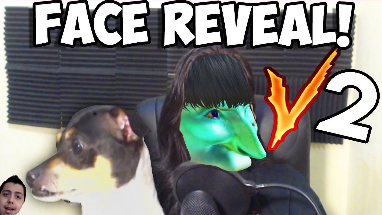 Prod Face Reveal #2   I Guess - 7 YEARS ON YOUTUBE!