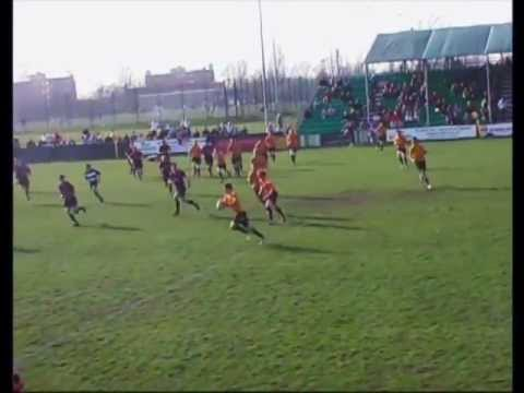 Luke Daniels Rugby Highlights I Axial Productions