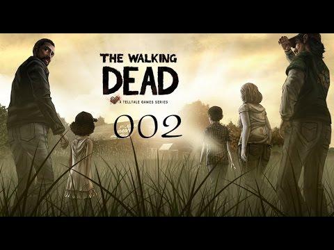 Let´s Play The Walking Dead #002 Ankunft in Macon