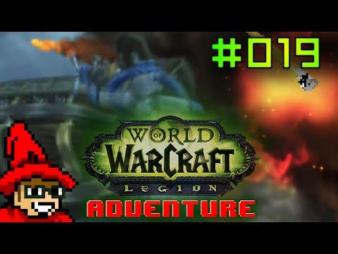 World of Warcraft: Legion Adventure || E019 || Greymane's Gambit [Let's Play]