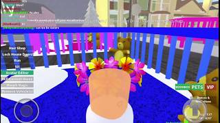 Roblox ~ Story Of A Spoiled Baby Boo