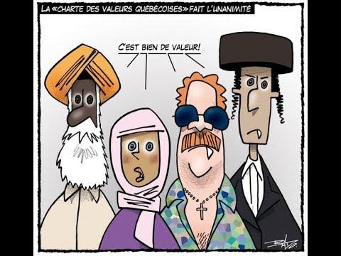 Канада 1569: Правительство Квебека вводит закон о запрете религиозных символов