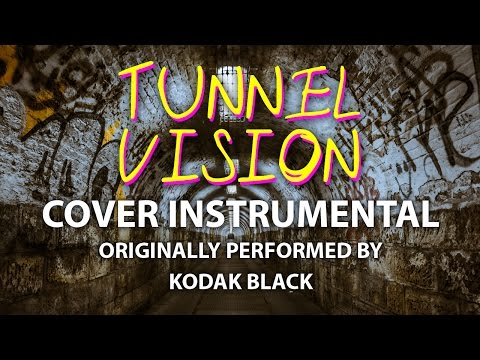 Tunnel Vision (Cover Instrumental) [In the Style of Kodak Black]